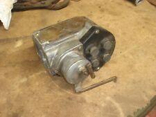 Vintage Ih International Harvester Ihc Farmall Type E4a Magneto Tractor