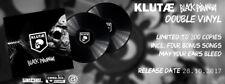 KLUTAE Black Piranha 2LP BLACK VINYL 2017 LTD.200 LEAETHER STRIP