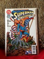 SUPERMAN UNCHAINED # 1 VARIANT EDITION JURGENS DC  COMICS