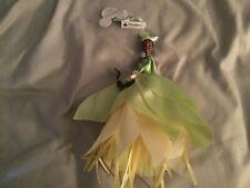 Disney Parks Princess Princess & the Frog Tiana Sketchbook Christmas Ornament
