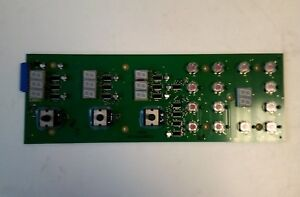 492986 RELAYS ELECTRICAL BOARD ELOMA - CATERING SPARES PARTS