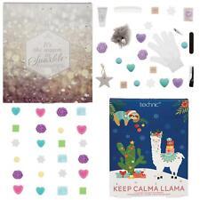 Toiletry Advent Calendar Ladies Bath & Body Girls Christmas Gift Set Bath Bomb
