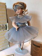 """Seymour Mann Little Pavlova Porcelain Doll 13"""""""