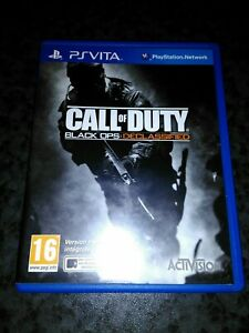 Call of Duty Black Ops : Declassified pour psvita