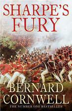 Sharpe's Fury by Bernard Cornwell (Paperback, 2006)