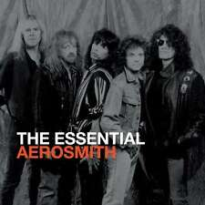 AEROSMITH ( NEW SEALED 2 CD SET ) THE ESSENTIAL / GREATEST HITS / VERY BEST OF