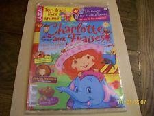 charlotte aux fraises 32 .... pochette .....