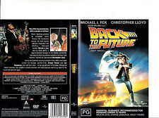 Back To The Future-1985-Michael J.Fox- Movie-DVD