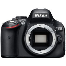 Nikon 25476 D5100 16.2MP Digital SLR Camera Body Only - Black