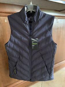NWT ... Nike Womens AeroLoft Vest AV3706-015 Golf  ... Size XL .. Retails $180