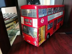 Gilbow 1,24 Scale 99101 Daimler DMS580 With Working Blinds And Opening Doors...