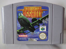 N64 jeu-Aerofighters Assault (PAL) (Module) 10635452