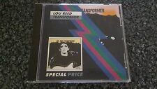 Lou Reed - Transformer CD RCA West Germany With Special Price Wraparound on Book