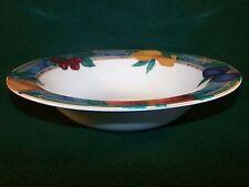 """Victoria & Beale ~ Forbidden Fruit ~ Vegetable,Salad, Pasta Serving Bowl 10 5/8"""""""