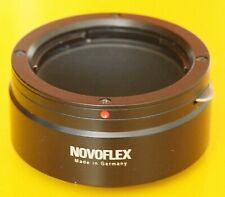 Novoflex NEX / MIN-MC-MD adapter Minolta MD mount lens to Sony E mount camera