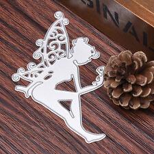 Angel Metal Cutting Dies Stencil DIY Scrapbooking Card Paper Embossing Craft HOT