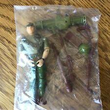 PROTOTYPE G I Joe Sgt Savage - Sgt Savage action figure
