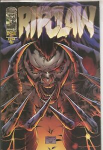 °RIPCLAW SPECIAL ONESHOT°USA IMAGE 1995 Created by Marc Silvestri
