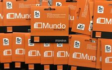 Orange Sims Con 5€ De Saldo Listo Para U Nano/micro Num Es