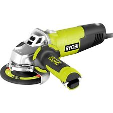 Ryobi 750W 125mm Angle Grinder comes with a 125mm grinding disc
