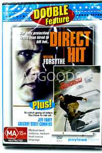 Double Feature - Incident on the Dark Street/ They Call it Murder - DVD New