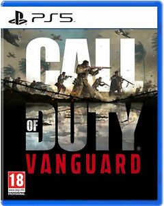 Call of Duty: Vanguard (PS5) Pre Order Out 5th Nov Brand New & Sealed