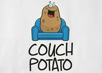 A1 | Couch Potato Funny Poster Art Print 60 x 90cm 180gsm Home Wall Decor #13239