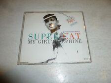SUPER CAT - My Girl Josephine - 1995 Austrain-pressed 6-track CD single