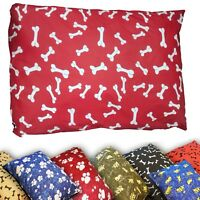 Large And Extra Large Dog Beds Pet Bed with Zipped Mattress Cushion Cover Pet