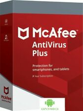 McAfee Antivirus mobile security 2020 1 Device 3 Year only for android