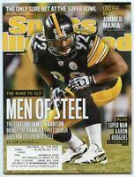 SI: Sports Illustrated January 31, 2011 Men of Steel: James Harrison, Steelers