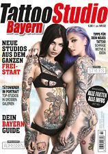 Tattoo Studio - Bayern - Dez/Jan/Feb 2020/21 - Druckfrisch Magazin