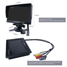7 inch Color LCD Screen Car Monitor Rearview Function CCTV TFT LCD Monitor