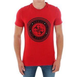 GUESS Hombre Camiseta Top Polo TS 23496