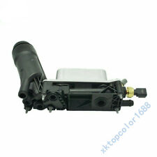 For Jeep Dodge Chrysler 3.6L V6 11-13 5184294AE Engine Oil Cooler Filter Housing