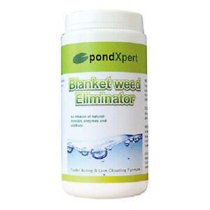 PondXpert Blanketweed Eliminator 1kg Garden Pond Blanket Weed Killer Answer