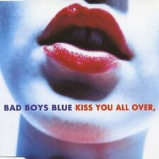 Bad Boys Blue Kiss you all over, baby (1993) [Maxi-CD]