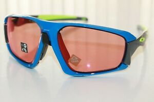 Oakley Field Jacket Sunglasses OO9402-1164 Sapphire Frame W/ PRIZM Trail torch