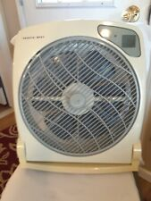 """Sharpe Image """"Air Cleaning Fan"""""""