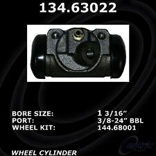 Drum Brake Wheel Cylinder-Front Drum, Rear Drum Front Right Centric 134.63022