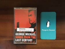 GEORGE MICHAEL - SONGS FROM THE LAST CENTURY CASSETTE TAPE KOREA EDITION SEALED