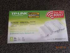 TP LINK WI-FI RANGE EXTENDER RIPETITORE Segnale internet Ripetitore Wireless Universale