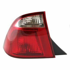 left tail light lamp fits 2005-2007 Ford Focus sedan FO2800188 New