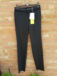 GIVENCHY LOGO WAIST WOOL PANTS/TROUSERS - MENS NEW/TAGS - [46] 30