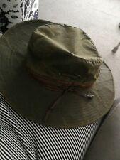 Sombrero de caza tiro Senderismo Cera Pesca Tiro Country Wear XL