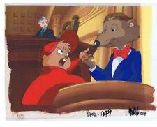 Alvin And The Chipmunks Animation Production Cel 1995 Keymaster Cross Examine