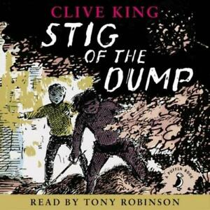 Robinson, Tony : Stig of the Dump (A Puffin Book) CD FREE Shipping, Save £s
