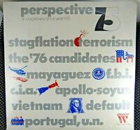 Perspective 75 An Aural Review of the Year 1975 (Group W Westinghouse)