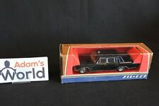 USSR Model Zil 117 1:43 black (JMR)