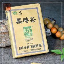 400g Dark Tea Brick Chinese Anhua Baishaxi Organic Tea